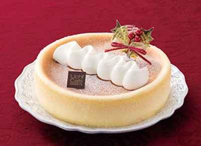 9スフレチーズケーキ