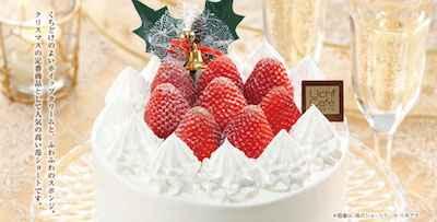4苺のショートケーキ