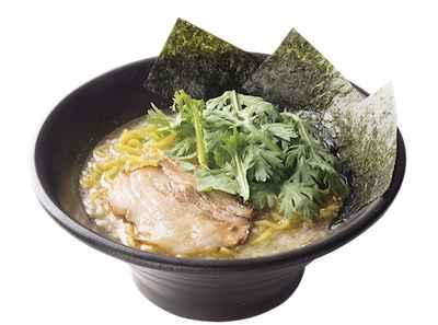 18日本海の魚介香る旨味塩らーめん