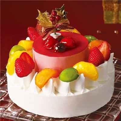 2フルーツキャッスルショートケーキ