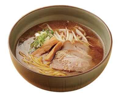 13札幌炙り味噌ラーメン -焦がし香味油のしずく-