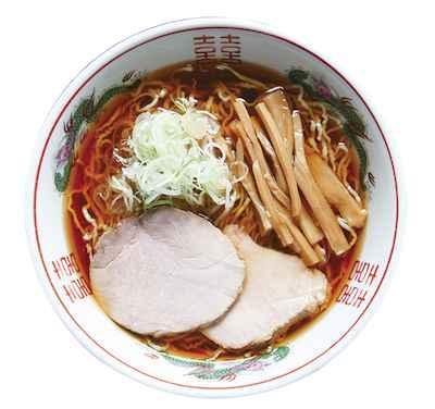 3青森津軽煮干 中華そば