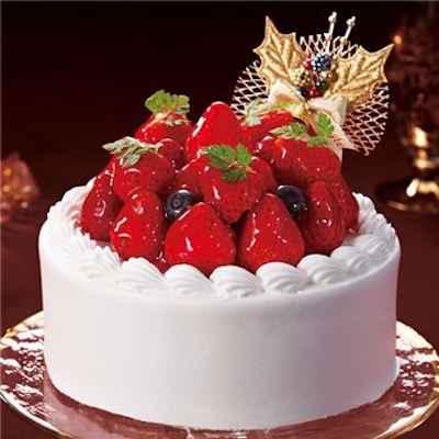 10アンジェリークニューヨーク 苺のプレミアムショートケーキ