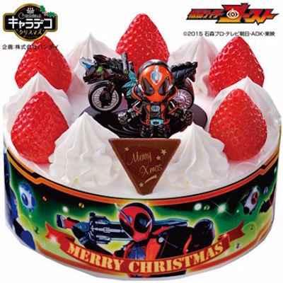 28キャラデコクリスマス仮面ライダーゴースト5号