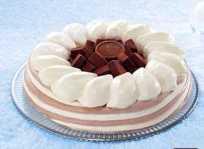 29【アイスケーキ】オハヨー 生チョコアイスデコレーション
