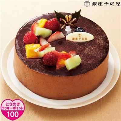 36銀座千疋屋 ショコラ・フリュイ