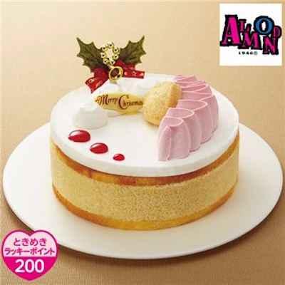 39 六本木アマンド ミックスベリーショートケーキ