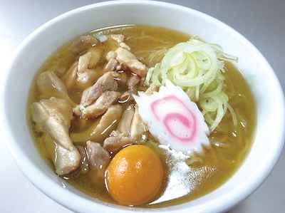 17鶏中華