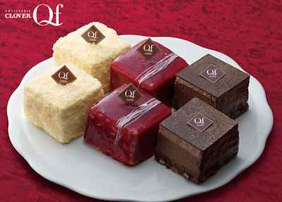 35《宅配商品》三種のケーキセット