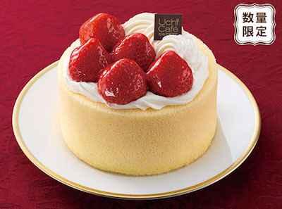5苺のプレミアムロールケーキ