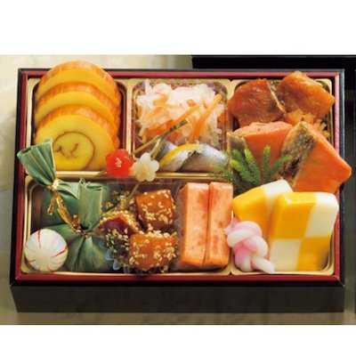 京都 祇園岩本 迎春おせち三段重「京金華」2重