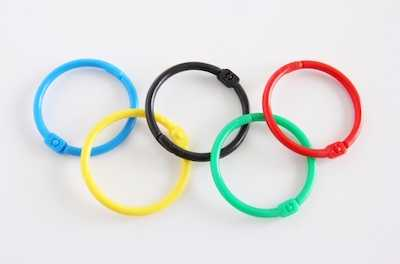オリンピックエンブレム