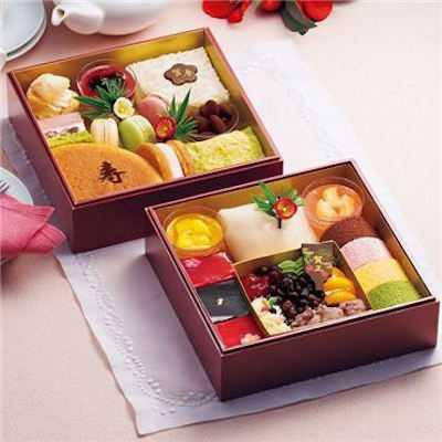 すいーつおせち二段重「華菓」