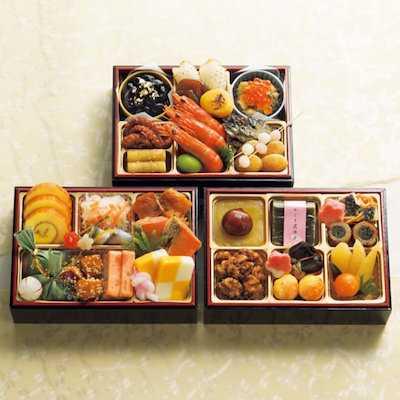 京都 祇園岩本 迎春おせち三段重「京金華」