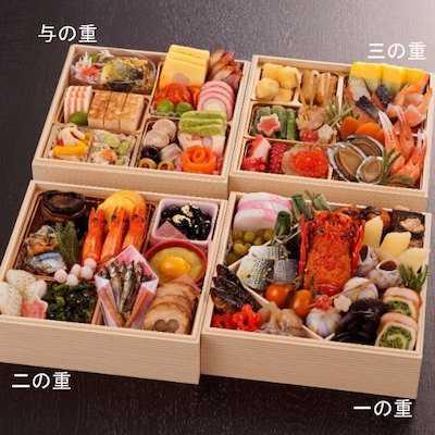 京都祇園 かにかくに 四段重-compressed