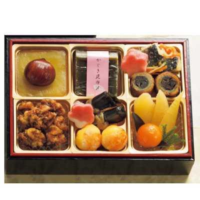 京都 祇園岩本 迎春おせち三段重「京金華」3重