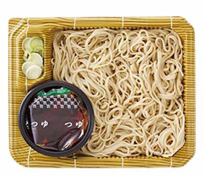 2北海道産玄蕎麦使用 節分 ざる蕎麦