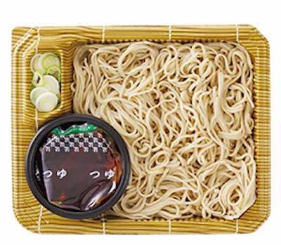 4【長野・山梨限定】信州産玄蕎麦使用 節分ざる蕎麦