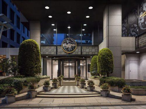 ホテルアラマンダ青山1