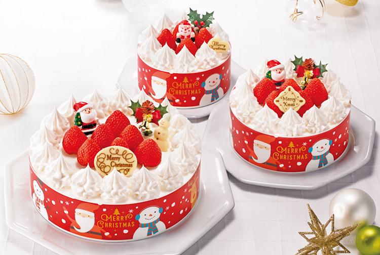 ヤマザキ クリスマス 生ケーキ